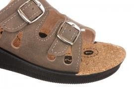 Ortopéd, parafa,női papucs,  2802-N14, 37-41
