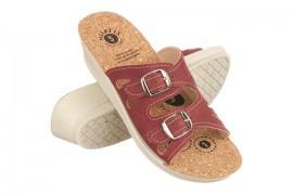 Ortopéd, parafa, női papucs,  2802-N16, 37-40