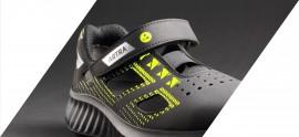 Biztonsági lábbeli orrmerevítővel,701-N5 ARTRA ISO20345 S1, SRC, ESD, 35-48