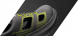 Biztonsági lábbeli orrmerevítővel, 731-N5 ARTRA, ISO20345 S1, SRC, ESD, 35-48