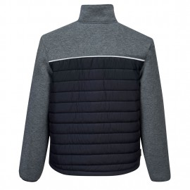 Dzseki, szürke téli kabát, Portwest DX471 - DX4