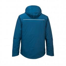 Dzseki, kék téli kabát, Portwest , DX460 DX4